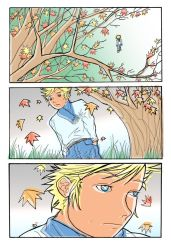 The Waiting Tree - p 10 colour by GLau
