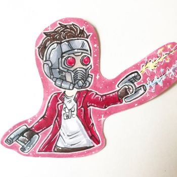 Star Lord by Crystal1031Wolf