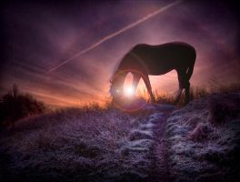 End of a lonely night by RobynSmaleBeorg
