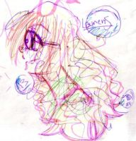 Fun with highlighters. :D by Xiao-Mein