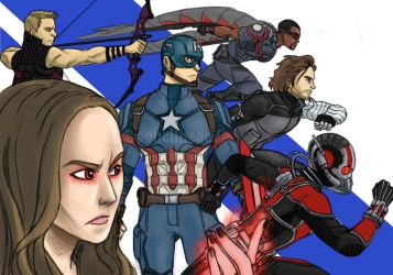 Team Cap by pencilHead7