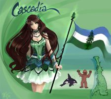APH Cascadia by Chael