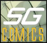 New logo SGComics by shatteredglasscomic