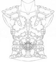 New LARP armor design by Arronis