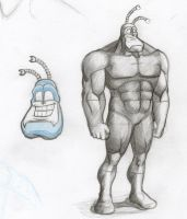 The Tick by Hellnan