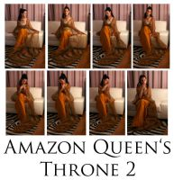 Amazon Queen's throne 2 by syccas-stock