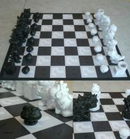 Super Mario World Chess by TheMightyPegasus