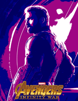 August Avengers #19.4 - Infinity War (2018) by JMK-Prime