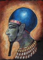 Ptah by badgersoph