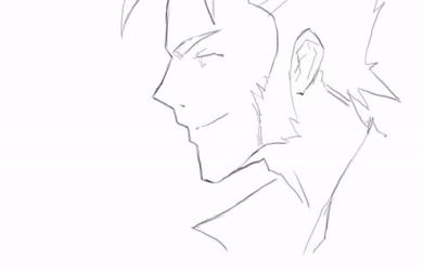 First test animation by Ishi-Kupa
