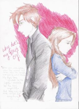 edward and bella by burdge
