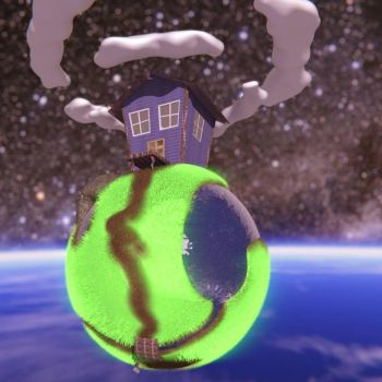 Spacehouse by Jon-The-Hillbilly