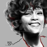 I will always love you... Whitney by RinRio