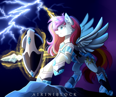 Commission \51\ by AiriniBlock