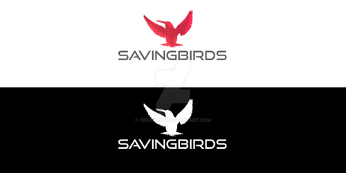 Savingbirds logo by TreaKArt