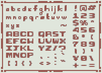 Microfont by EFBailey