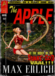 The Apple Pulp Fiction Cover by mylochka