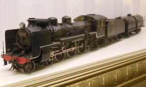 JNR Pacific C51.247 with Extra Tender by rlkitterman