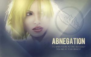 Abnegation by CherokeeLove