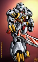 Grimlock Design 4 KidDGrimlock by Th4rlDEAL