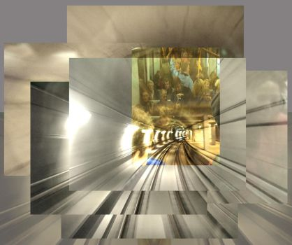 Metro Experience by spaceron