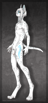 Cassian Anthro Form by Majime