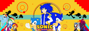 Sonic and MLP : Sonic is So Awesome by trungtranhaitrung