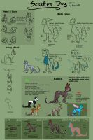 Scatter Dog - Free species by Rookie141