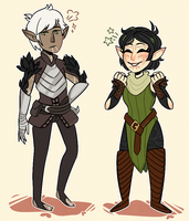 DA - Elves by Wi-Fu
