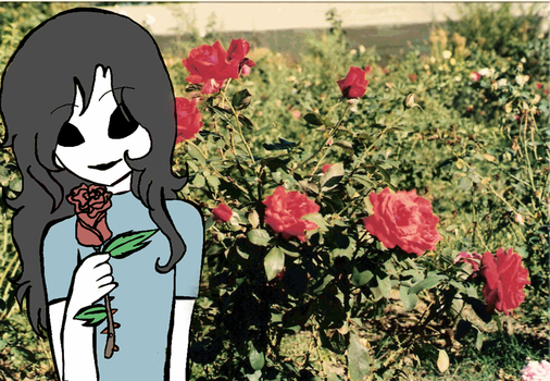 Just a Rose by N00dleChan