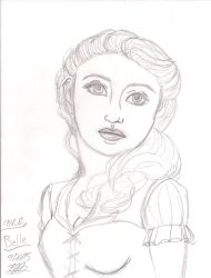 Belle from ONCE by Bella-Who-1