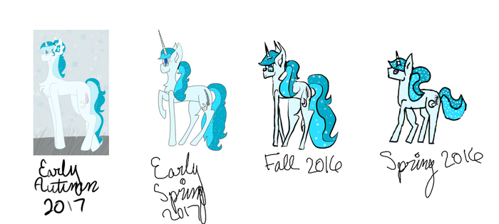 Midnight Art Comparison by twila502