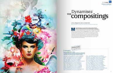 Magic of Photoshop publication 4 by stellartcorsica