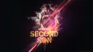Infamous: Second Son wallpaper by iEvgeni