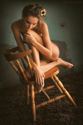 Chair Of Silent Memories by ArtofdanPhotography