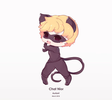 [R] Chat Noir by Auriant