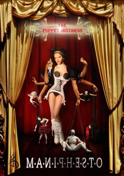 The Puppet Mistress by HildaAlonso