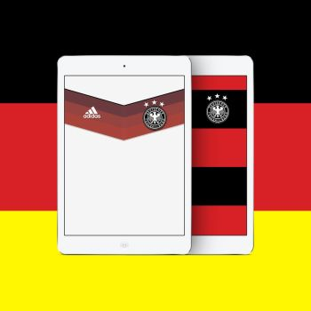 Germany Kits (Away/Home) by Azhadizhar