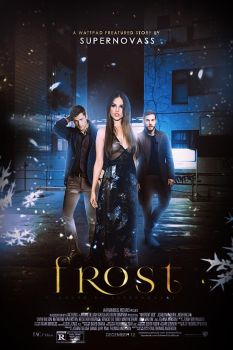 Wattpad Cover 25 | Frost by lottesgraphics