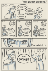 DragonAge 30DayChallenge Day08 by kamidoodles