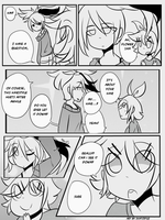 Flower's Hair Page 1 by doqmeat