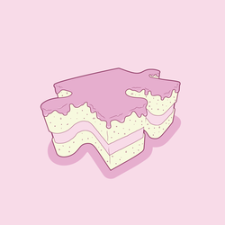 Piece of Cake by Normero