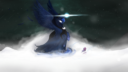 Hearthswarming Yet to Come (Center Monitor) by Brisineo
