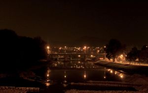 Beroun by Night III by Hexaloner