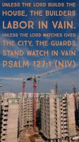 Psalm 127:1 by designed4jesus
