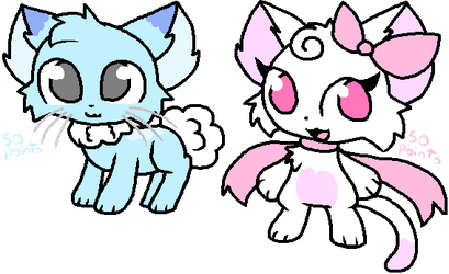 last minute adopts (CLOSED) by P4ND4-ST4R