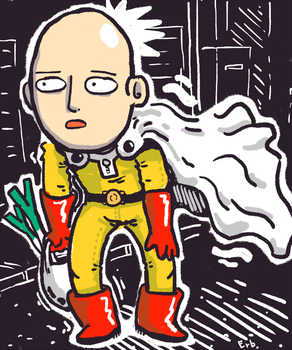 One Punch Man by ErbMaster