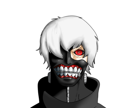 Ken Kaneki by RichFox