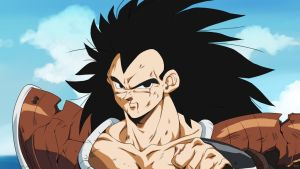Damaged Raditz by PhantomStudio-Tommy