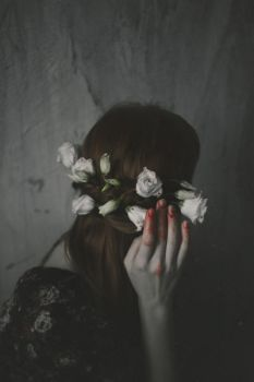 Voices of hurt flowers by NataliaDrepina